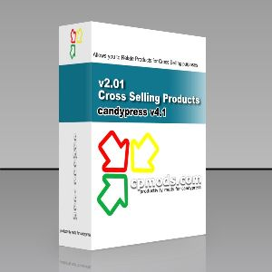 Cross Selling Products for cp v5.xx and v6.xx